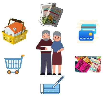 Rachat de credits pour les seniors