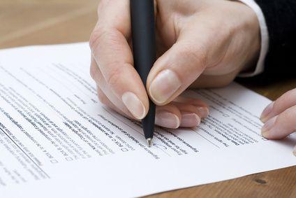 Signature du compromis de vente