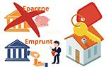 Financer achat immobilier sans apport