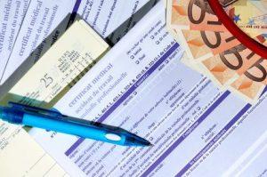 Arret maladie et assurance credit avant la reprise d'activite