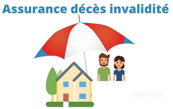Assurance deces invalidite