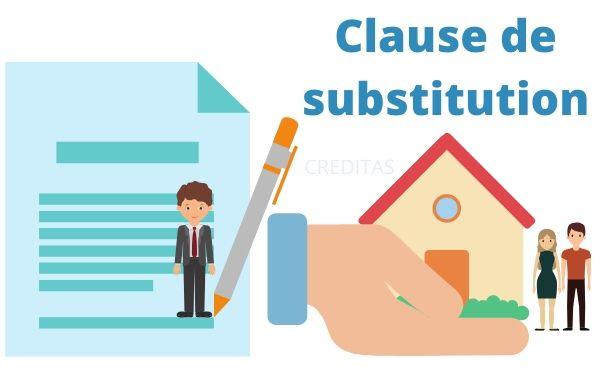 Clause de substitution et article 1690 du Code civil