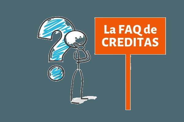 FAQ de CREDITAS