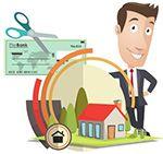 Frais d'emprunt immobilier