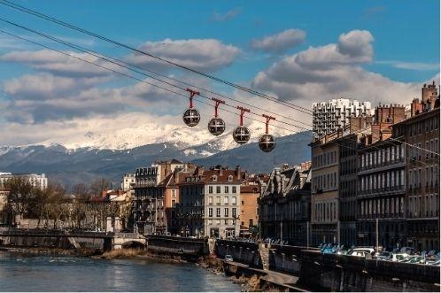 L'accession abordable de la commune de Grenoble