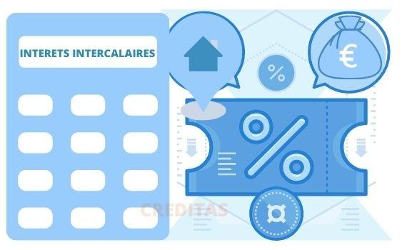 Calcul des interets intercalaires