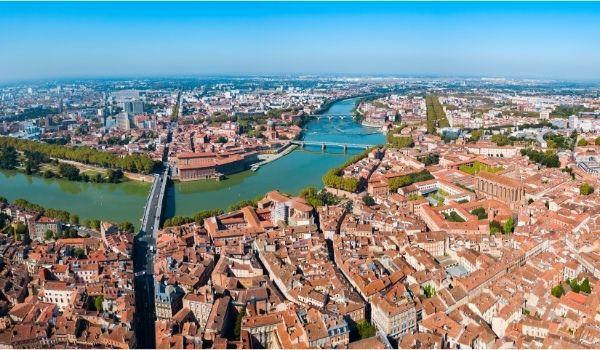 Aide de la Mairie de Toulouse