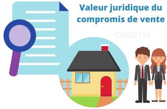 Valeur juridique du compromis de vente