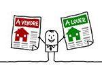 Louer le logement en attendant la vente