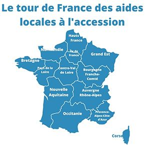 Guide des aides locales a l'accession
