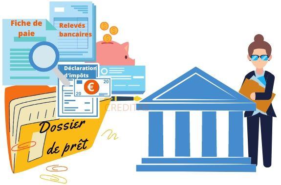 Monter un dossier rachat de credits
