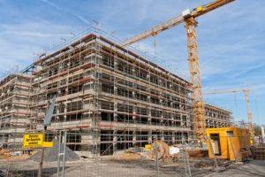 Construire l'immeuble avec un bailleur social