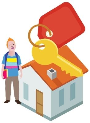 Pret immobilier pour etudiant
