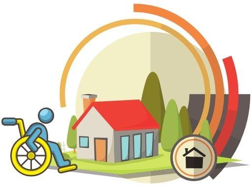 Credit immobilier pour travailleur handicape