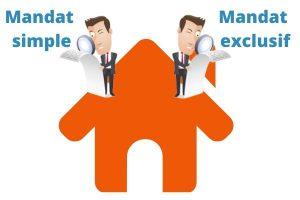 Choisir entre mandat simple et mandat exclusif