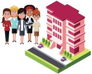 Acheter un bien immobilier entre amis
