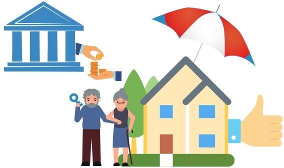 Pret immobilier pour retraites