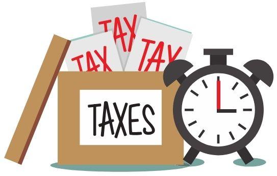 Taxe sur les vehicules terrestres