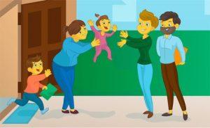 Etablir une convention d'indivision pour garder le logement commun