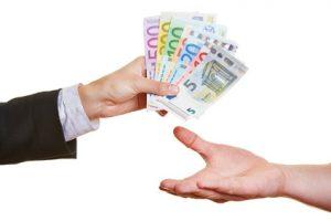 frais sur operation rachat de credits