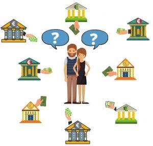 Banques qui proposent regroupement de credits