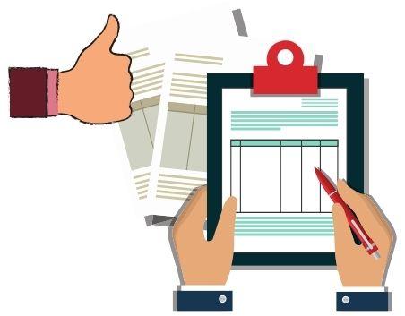 Remplir un formulaire de rachat de credit en ligne