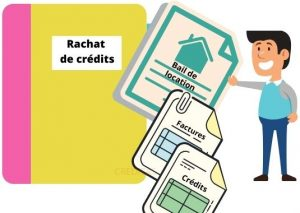 Regroupement de credits pour locataire