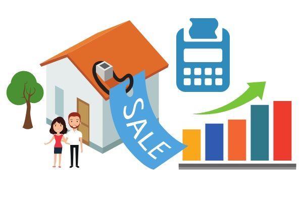 Calcul de la plus-value immobiliere