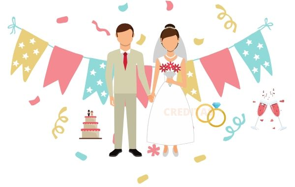Trouver un credit pour financer son mariage