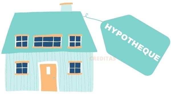 Hypotheque sur maison