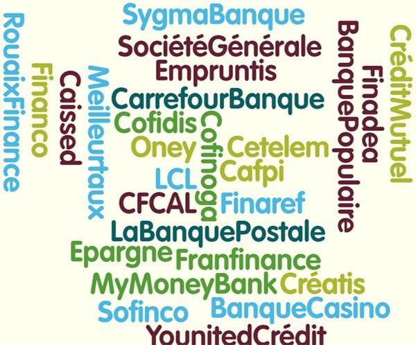 Les organismes qui pratiquent le rachat de credits
