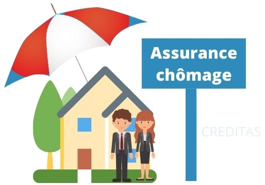 Assurance chomage credit immobilier