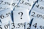 Choix entre taux fixe et variable