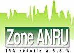 Zones ANRU de Roubaix